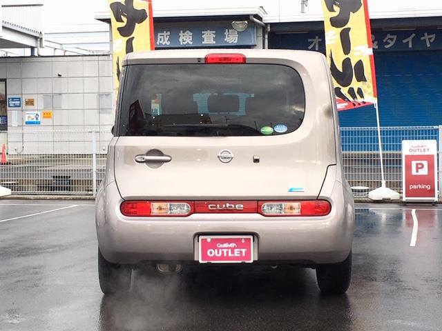 「日産」「キューブ」「コンパクトカー」「全国対応」の中古車