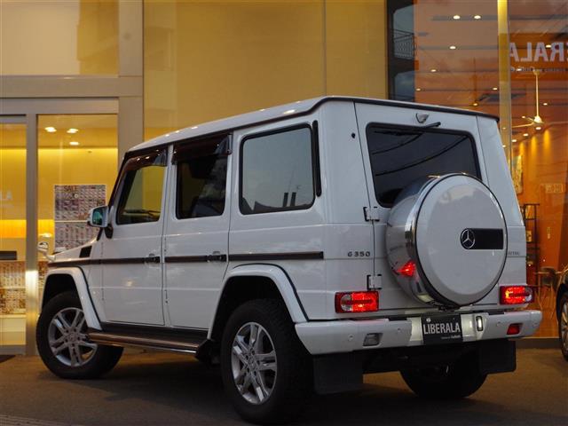 「メルセデスベンツ」「G350」「SUV・クロカン」「全国対応」の中古車
