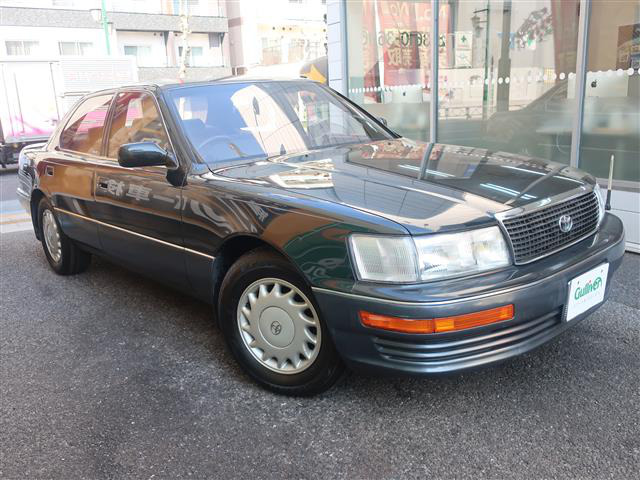 「トヨタ」「セルシオ」「セダン」「全国対応」の中古車