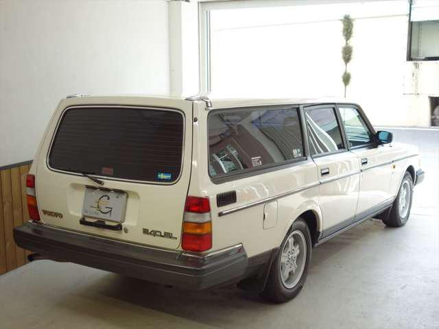 「ボルボ」「240エステート」「ステーションワゴン」「東京都」の中古車