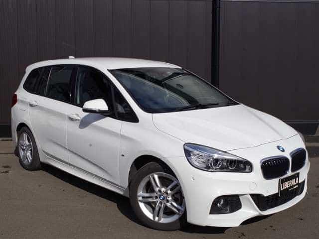 「BMW」「218iグランツアラー」「軽自動車」「全国対応」の中古車