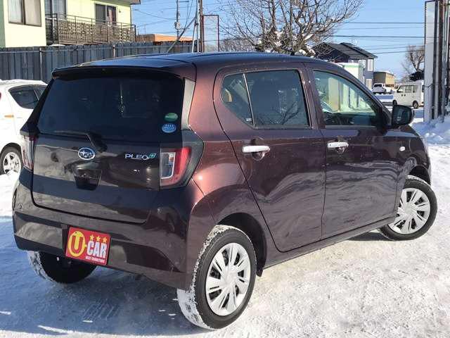 「スバル」「プレオプラス」「コンパクトカー」「北海道」の中古車2