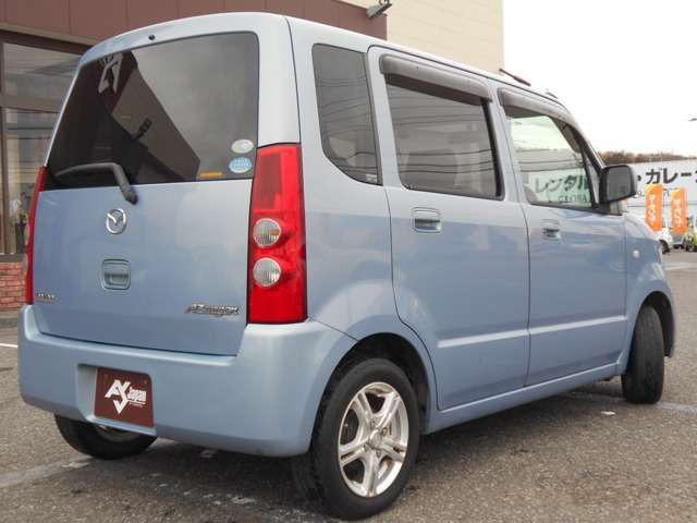 「マツダ」「AZ-ワゴン」「コンパクトカー」「茨城県」の中古車