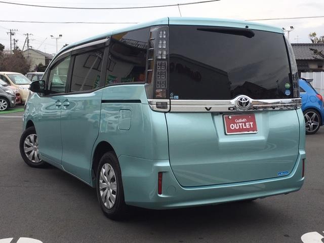 「トヨタ」「ヴォクシー」「コンパクトカー」「全国対応」の中古車