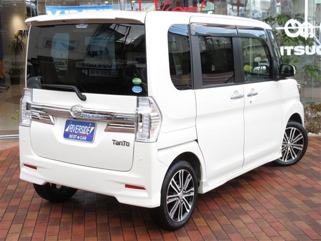 「ダイハツ」「タントカスタム」「コンパクトカー」「神奈川県」の中古車