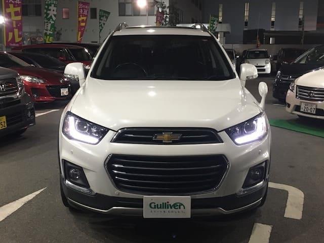 「シボレー」「キャプティバ」「SUV・クロカン」「全国対応」の中古車
