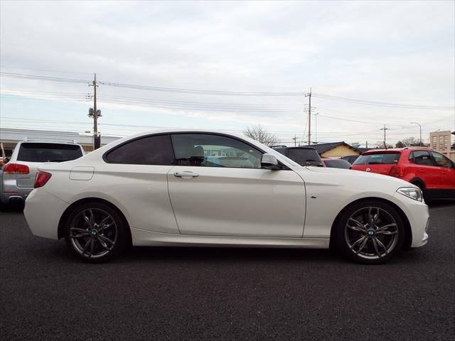 「BMW」「M235iクーペ」「クーペ」「栃木県」の中古車4