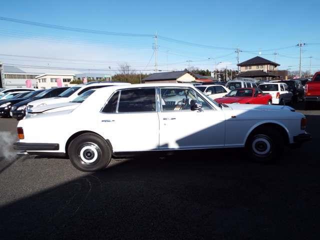 「ロールスロイス」「シルバースピリットII」「セダン」「栃木県」の中古車4