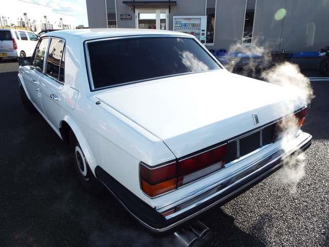 「ロールスロイス」「シルバースピリットII」「セダン」「栃木県」の中古車7