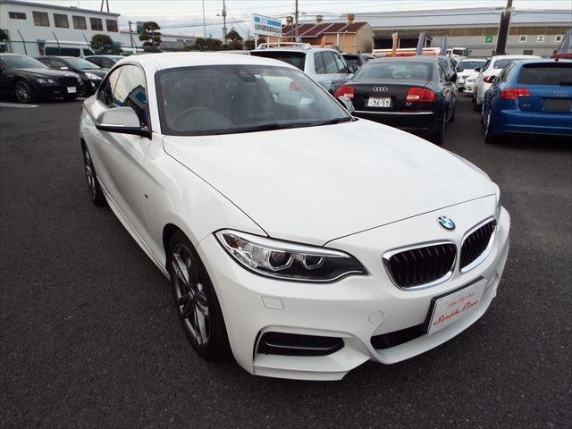 「BMW」「M235iクーペ」「クーペ」「栃木県」の中古車3