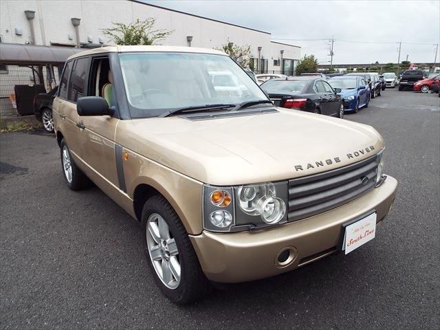 「ランドローバー」「レンジローバー」「SUV・クロカン」「栃木県」の中古車