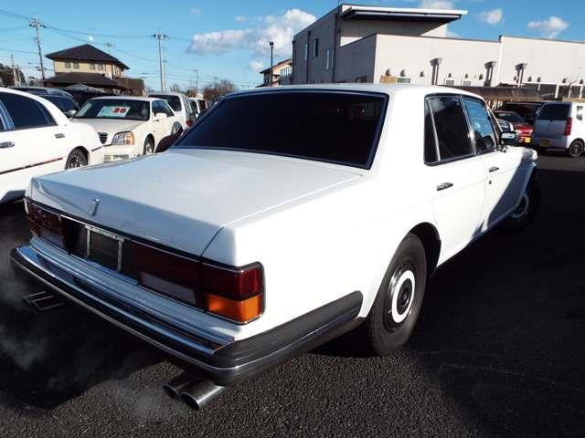 「ロールスロイス」「シルバースピリットII」「セダン」「栃木県」の中古車5