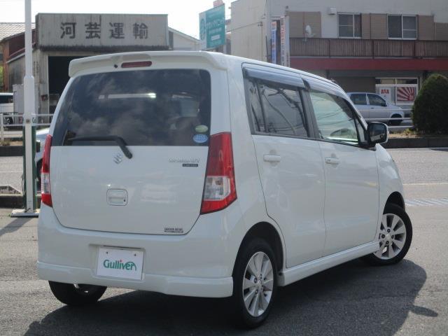 「スズキ」「ワゴンR」「軽自動車」「全国対応」の中古車3