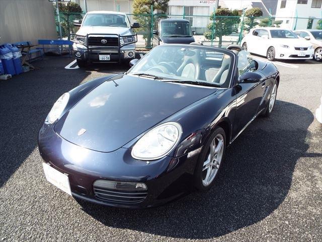 「ポルシェ」「ボクスター」「オープンカー」「栃木県」の中古車
