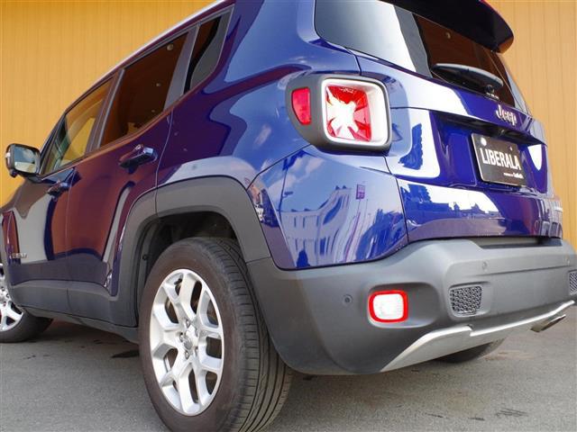 「ジープ」「レネゲード」「SUV・クロカン」「全国対応」の中古車