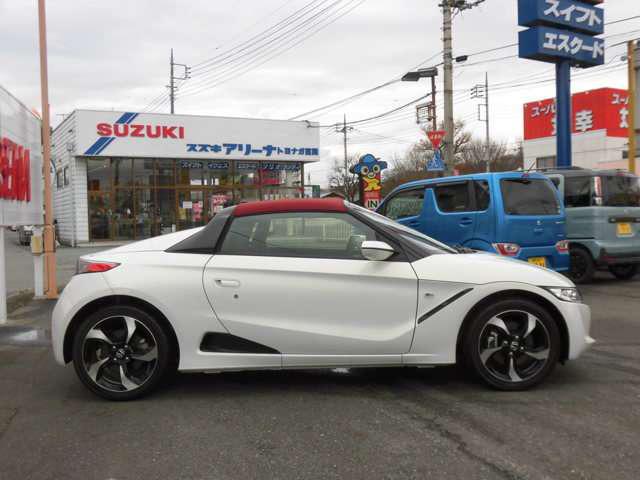 「ホンダ」「S660」「コンパクトカー」「群馬県」の中古車