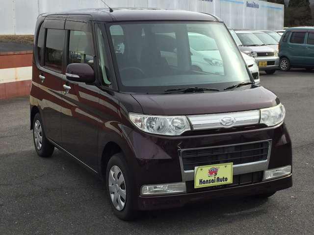 「ダイハツ」「タントカスタム」「コンパクトカー」「滋賀県」の中古車6