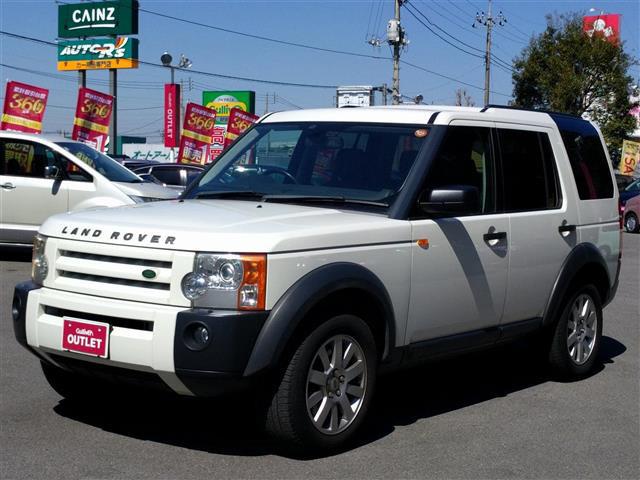 「ランドローバー」「ディスカバリー3」「SUV・クロカン」「全国対応」の中古車