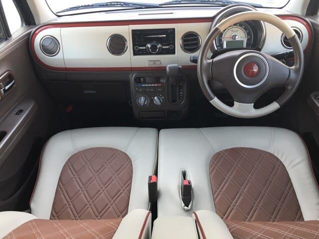 「スズキ」「アルトラパンショコラ」「コンパクトカー」「全国対応」の中古車