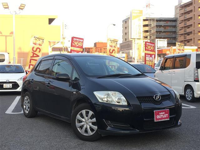 「トヨタ」「オーリス」「コンパクトカー」「全国対応」の中古車