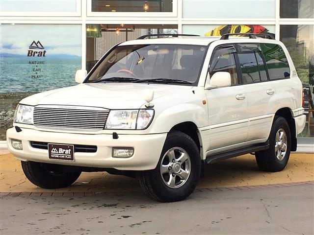 「トヨタ」「ランドクルーザー」「SUV・クロカン」「全国対応」の中古車4