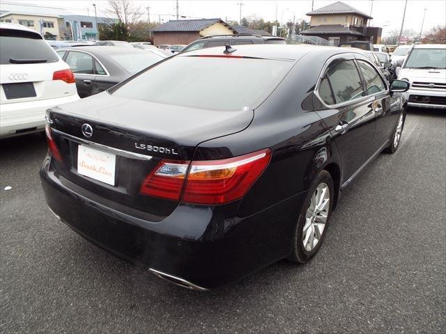 「レクサス」「LS600hL」「セダン」「栃木県」の中古車5
