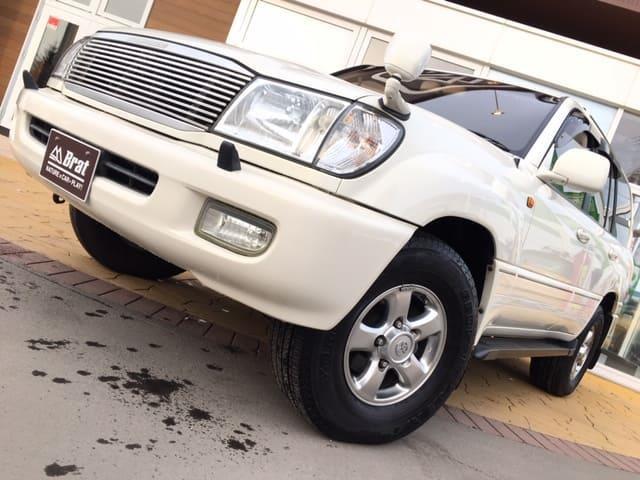 「トヨタ」「ランドクルーザー」「SUV・クロカン」「全国対応」の中古車5
