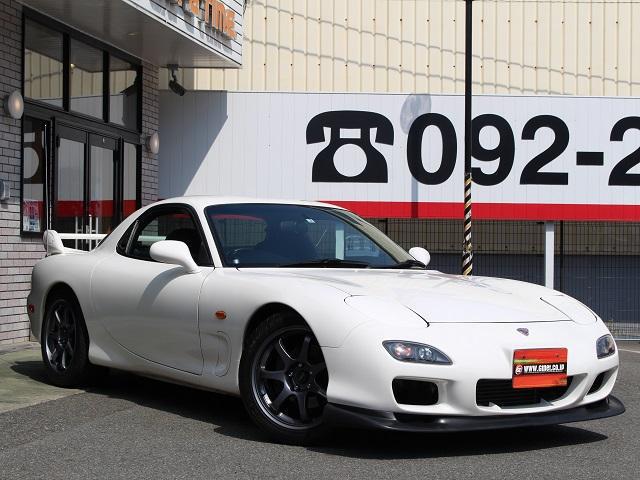 「マツダ」「RX-7」「クーペ」「福岡県」の中古車6