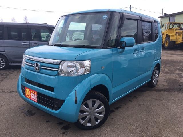「ホンダ」「N-BOX+」「コンパクトカー」「北海道」の中古車