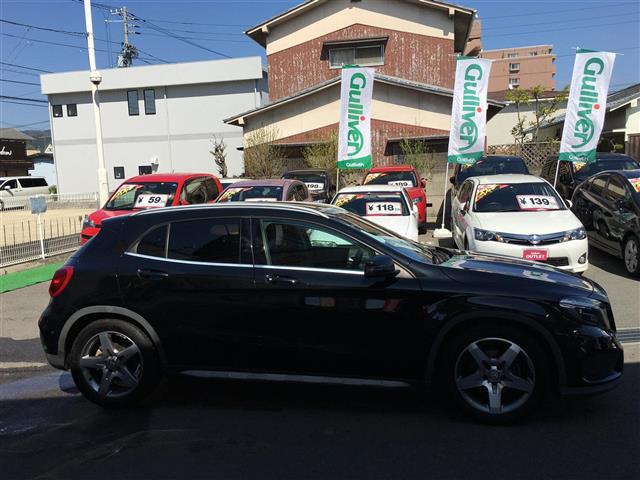 「メルセデスベンツ」「GLA180」「SUV・クロカン」「全国対応」の中古車