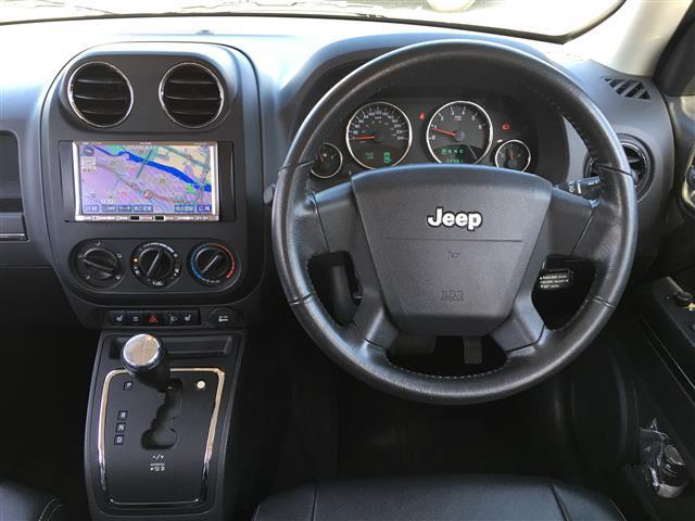 「ジープ」「パトリオット」「SUV・クロカン」「全国対応」の中古車
