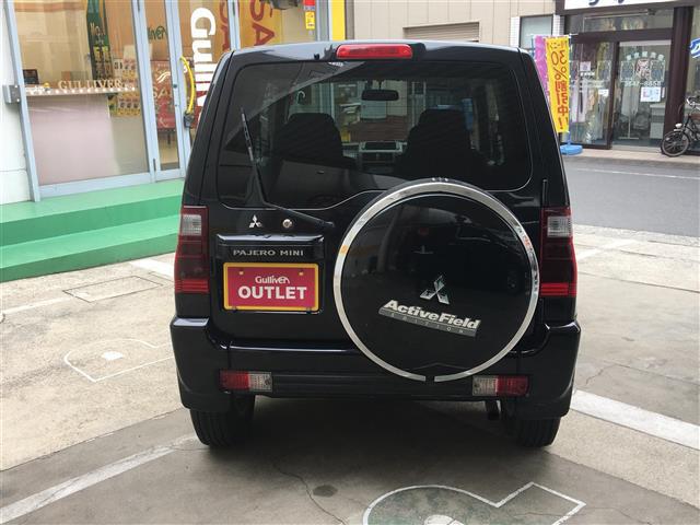 「三菱」「パジェロミニ」「コンパクトカー」「全国対応」の中古車