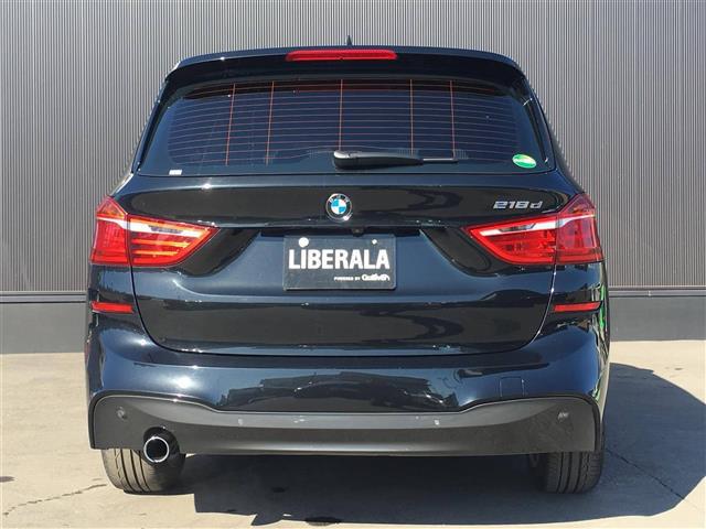 「BMW」「218dグランツアラー」「コンパクトカー」「全国対応」の中古車