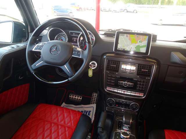 「メルセデスベンツ」「AMG G63 ロング」「SUV・クロカン」「三重県」の中古車3