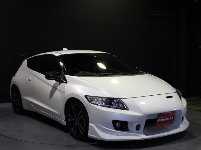 「ホンダ」「CR-Z」「コンパクトカー」「岡山県」の中古車