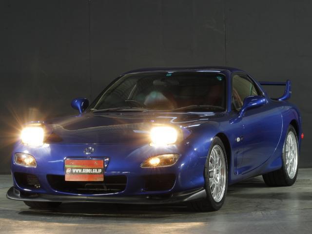 「マツダ」「RX-7」「コンパクトカー」「愛知県」の中古車