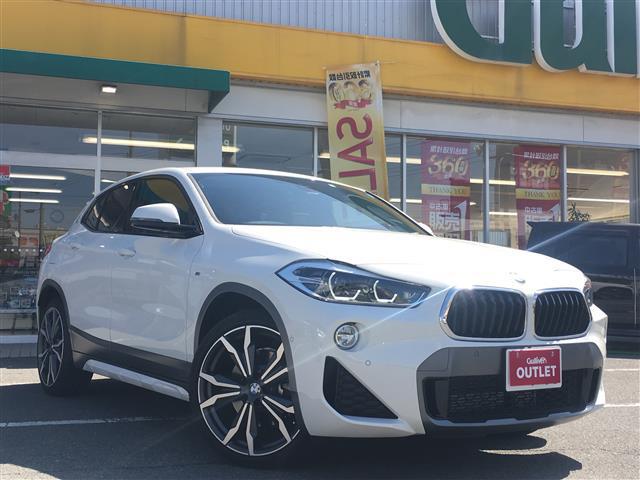 「BMW」「X2」「SUV・クロカン」「全国対応」の中古車