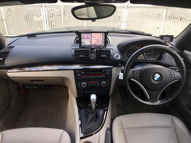「BMW」「120iカブリオレ」「クーペ」「全国対応」の中古車