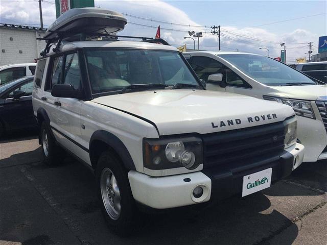 「ランドローバー」「ディスカバリー」「SUV・クロカン」「全国対応」の中古車