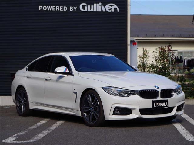「BMW」「420iグランクーペ」「セダン」「全国対応」の中古車4
