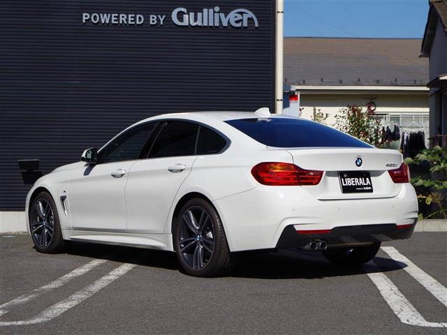 「BMW」「420iグランクーペ」「セダン」「全国対応」の中古車3