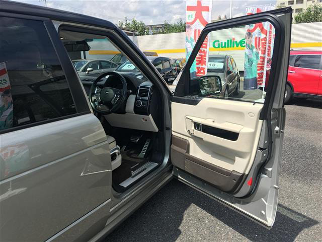 「ランドローバー」「レンジローバーヴォーグ」「SUV・クロカン」「全国対応」の中古車9
