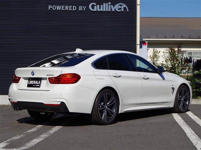 「BMW」「420iグランクーペ」「セダン」「全国対応」の中古車9