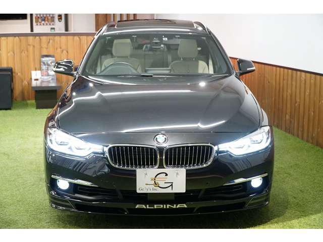 「BMWアルピナ」「B3ツーリング」「ステーションワゴン」「東京都」の中古車6