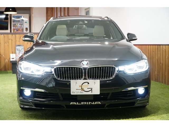 「BMWアルピナ」「B3ツーリング」「ステーションワゴン」「東京都」の中古車7