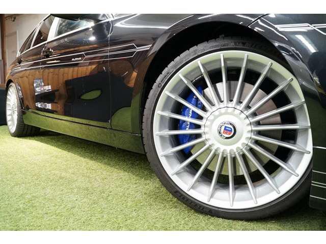「BMWアルピナ」「B3ツーリング」「ステーションワゴン」「東京都」の中古車9