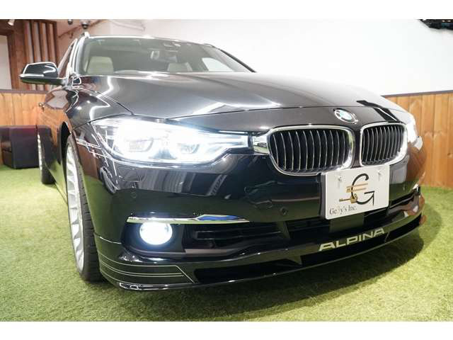 「BMWアルピナ」「B3ツーリング」「ステーションワゴン」「東京都」の中古車8
