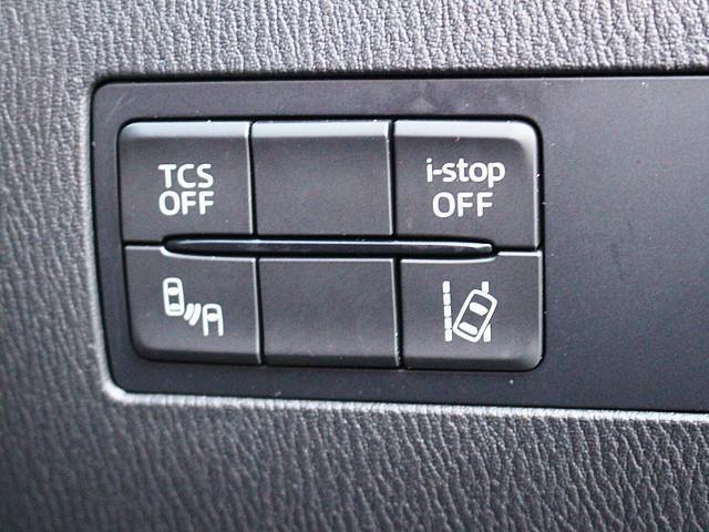 フォワードセンシングカメラで先行車を感知し、衝突軽減ブレーキがかかるようになっていますので万が一の際も安心安全のお車です♪