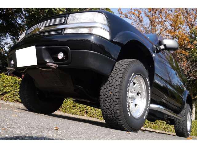 「シボレー」「ブレイザー」「SUV・クロカン」「群馬県」の中古車4
