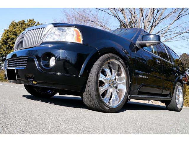 「リンカーン」「ナビゲーター」「SUV・クロカン」「群馬県」の中古車
